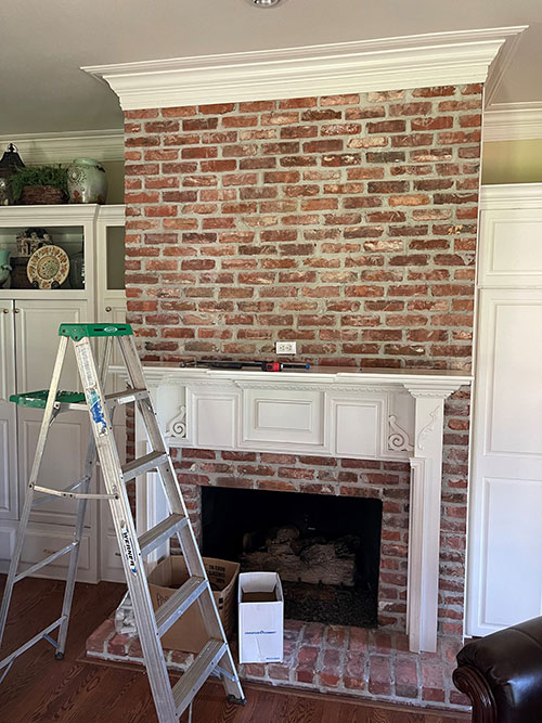 Brick-Fire-Place-Where-A-TV-Will-Be-Mounted-(Before)